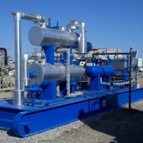 Natural Gas Storage & Production Equipment | Gasoline Vapor Recovery