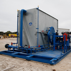 Natural Gas Coolers | Pro-Gas Skid Mounted Compressed Natural Gas